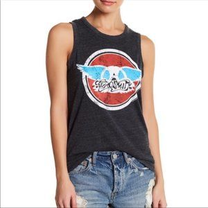 Chaser | Aerosmith Band Tank Top | 80's Style | S